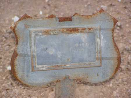 STRONG, WM D - Maricopa County, Arizona | WM D STRONG - Arizona Gravestone Photos