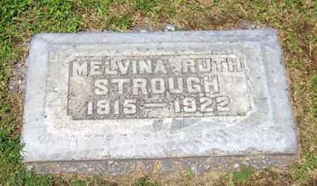 STROUGH, MELVINA RUTH - Maricopa County, Arizona | MELVINA RUTH STROUGH - Arizona Gravestone Photos