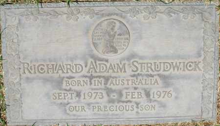 STRUDWICK, RICHARD ADAM - Maricopa County, Arizona | RICHARD ADAM STRUDWICK - Arizona Gravestone Photos
