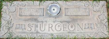 STURGEON, ROBERT B. - Maricopa County, Arizona | ROBERT B. STURGEON - Arizona Gravestone Photos