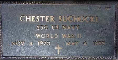 SUCHOCKI, CHESTER - Maricopa County, Arizona | CHESTER SUCHOCKI - Arizona Gravestone Photos
