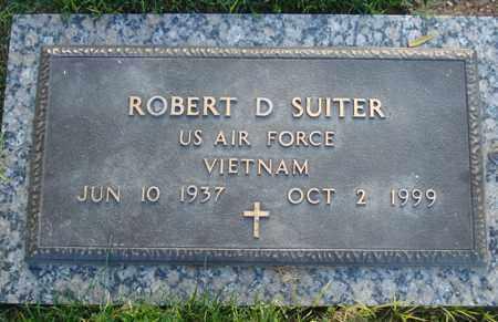 SUITER, ROBERT D. - Maricopa County, Arizona   ROBERT D. SUITER - Arizona Gravestone Photos