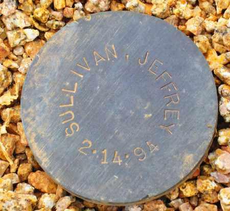 SULLIVAN, JEFFREY - Maricopa County, Arizona | JEFFREY SULLIVAN - Arizona Gravestone Photos