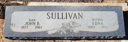 SULLIVAN, JOHN B. - Maricopa County, Arizona   JOHN B. SULLIVAN - Arizona Gravestone Photos