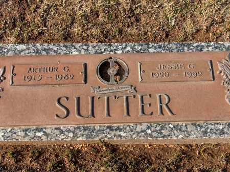 SUTTER, ARTHUR GLEN - Maricopa County, Arizona | ARTHUR GLEN SUTTER - Arizona Gravestone Photos