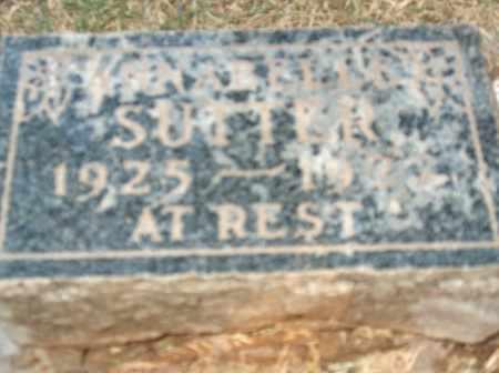 SUTTER, ANNABELLE - Maricopa County, Arizona | ANNABELLE SUTTER - Arizona Gravestone Photos