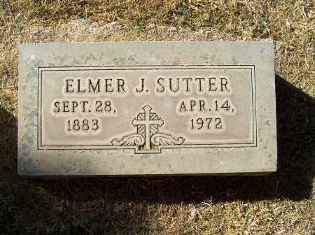SUTTER, ELMER JAMES - Maricopa County, Arizona | ELMER JAMES SUTTER - Arizona Gravestone Photos