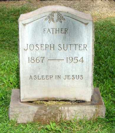 SUTTER, JOSEPH C. - Maricopa County, Arizona   JOSEPH C. SUTTER - Arizona Gravestone Photos
