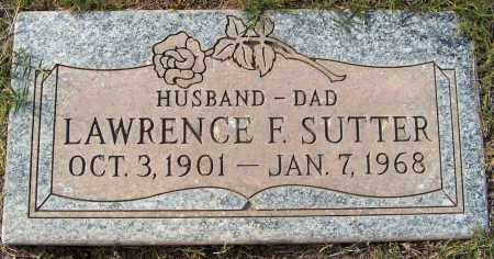 "SUTTER, LAWRENCE FLOYD ""BUD"" - Maricopa County, Arizona   LAWRENCE FLOYD ""BUD"" SUTTER - Arizona Gravestone Photos"