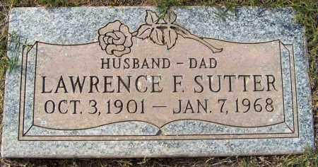 "SUTTER, LAWRENCE FLOYD ""BUD"" - Maricopa County, Arizona | LAWRENCE FLOYD ""BUD"" SUTTER - Arizona Gravestone Photos"