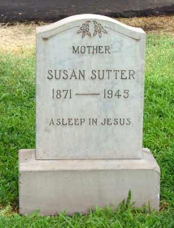 SUTTER, SUSAN - Maricopa County, Arizona | SUSAN SUTTER - Arizona Gravestone Photos