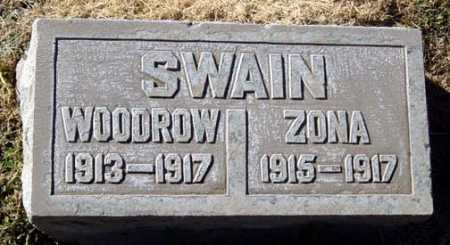 SWAIN, ZONA - Maricopa County, Arizona | ZONA SWAIN - Arizona Gravestone Photos