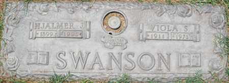 SWANSON, HJALMER J. - Maricopa County, Arizona | HJALMER J. SWANSON - Arizona Gravestone Photos