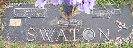 SWATON, JAMES E. - Maricopa County, Arizona | JAMES E. SWATON - Arizona Gravestone Photos