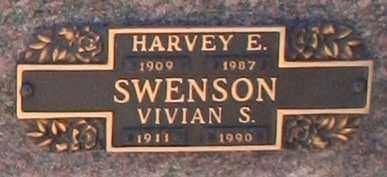 SWENSON, VIVIAN S - Maricopa County, Arizona | VIVIAN S SWENSON - Arizona Gravestone Photos