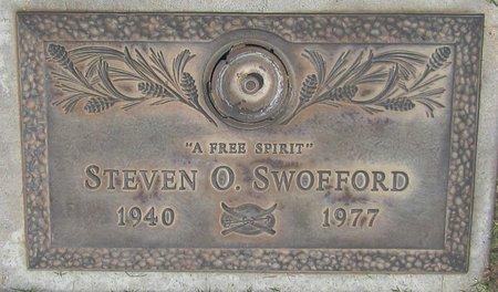 SWOFFORD, STEVEN O. - Maricopa County, Arizona | STEVEN O. SWOFFORD - Arizona Gravestone Photos