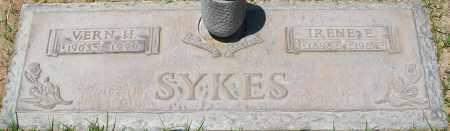 SYKES, VERN H. - Maricopa County, Arizona | VERN H. SYKES - Arizona Gravestone Photos