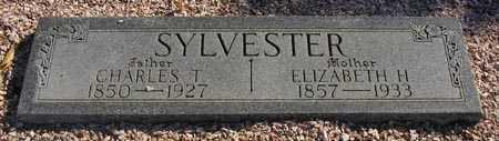 SYLVESTER, CHARLES T. - Maricopa County, Arizona | CHARLES T. SYLVESTER - Arizona Gravestone Photos