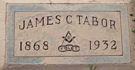 TABOR, JAMES C - Maricopa County, Arizona | JAMES C TABOR - Arizona Gravestone Photos