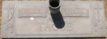 TAGUE, RICHARD D. - Maricopa County, Arizona | RICHARD D. TAGUE - Arizona Gravestone Photos