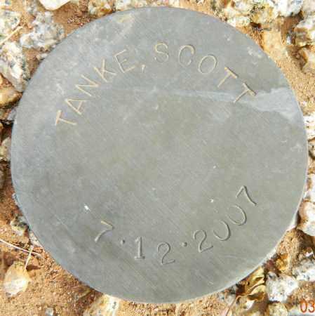 TANKE, SCOTT - Maricopa County, Arizona   SCOTT TANKE - Arizona Gravestone Photos