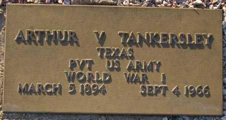 TANKERSLEY, ARTHUR V. - Maricopa County, Arizona   ARTHUR V. TANKERSLEY - Arizona Gravestone Photos