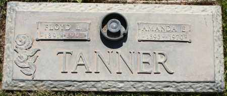 TANNER, FLOYD L - Maricopa County, Arizona | FLOYD L TANNER - Arizona Gravestone Photos