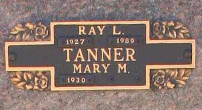 TANNER, RAY L - Maricopa County, Arizona | RAY L TANNER - Arizona Gravestone Photos