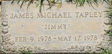 "TAPLEY, JAMES MICHAEL ""JIMMY"" - Maricopa County, Arizona | JAMES MICHAEL ""JIMMY"" TAPLEY - Arizona Gravestone Photos"