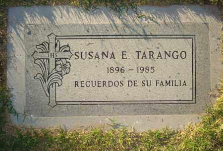 TARANGO, SUSANA E. - Maricopa County, Arizona | SUSANA E. TARANGO - Arizona Gravestone Photos