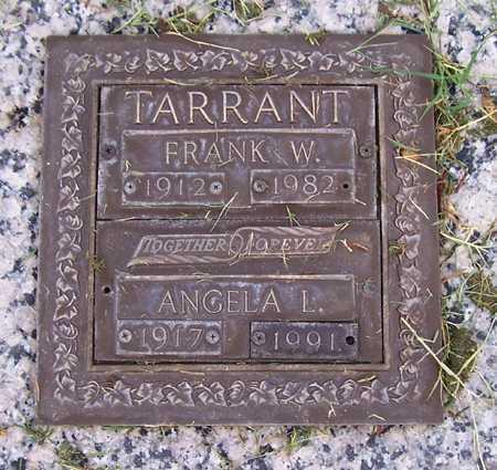 TARRANT, ANGELA L. - Maricopa County, Arizona | ANGELA L. TARRANT - Arizona Gravestone Photos