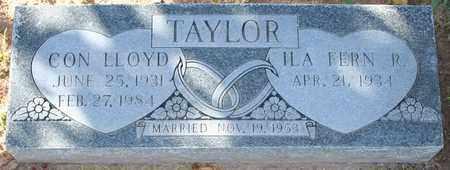 TAYLOR, CON LLOYD - Maricopa County, Arizona | CON LLOYD TAYLOR - Arizona Gravestone Photos