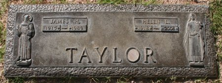 TAYLOR, HELEN L - Maricopa County, Arizona | HELEN L TAYLOR - Arizona Gravestone Photos