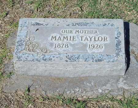 TAYLOR, MAMIE - Maricopa County, Arizona   MAMIE TAYLOR - Arizona Gravestone Photos