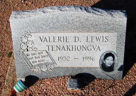 TENAKHONGVA, VALERIE D. - Maricopa County, Arizona | VALERIE D. TENAKHONGVA - Arizona Gravestone Photos