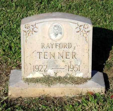 TENNER, RAYFORD - Maricopa County, Arizona   RAYFORD TENNER - Arizona Gravestone Photos