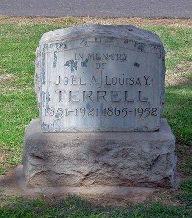 TERRELL, JOEL A. - Maricopa County, Arizona | JOEL A. TERRELL - Arizona Gravestone Photos