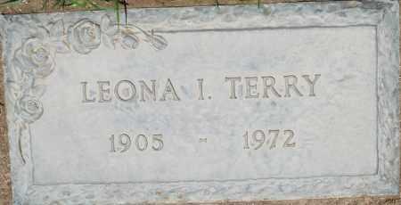 TERRY, LEONA I. - Maricopa County, Arizona   LEONA I. TERRY - Arizona Gravestone Photos