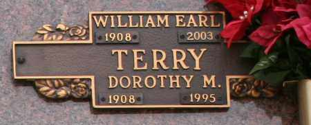 TERRY, WILLIAM EARL - Maricopa County, Arizona   WILLIAM EARL TERRY - Arizona Gravestone Photos