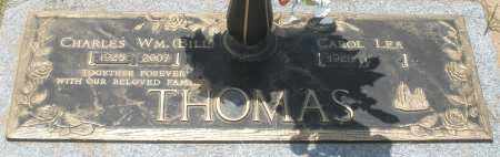 THOMAS, CAROL LEA - Maricopa County, Arizona | CAROL LEA THOMAS - Arizona Gravestone Photos