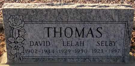THOMAS, SELBY - Maricopa County, Arizona | SELBY THOMAS - Arizona Gravestone Photos