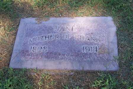 THOMAS, JANE - Maricopa County, Arizona   JANE THOMAS - Arizona Gravestone Photos