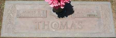 THOMAS, MADIE B. - Maricopa County, Arizona | MADIE B. THOMAS - Arizona Gravestone Photos