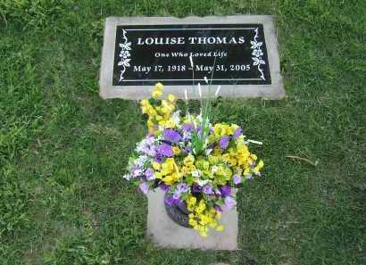 THOMAS, LOUISE - Maricopa County, Arizona | LOUISE THOMAS - Arizona Gravestone Photos