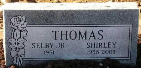 THOMAS, SELBY, JR. - Maricopa County, Arizona | SELBY, JR. THOMAS - Arizona Gravestone Photos