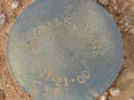 THOMAS, SUSIE - Maricopa County, Arizona | SUSIE THOMAS - Arizona Gravestone Photos