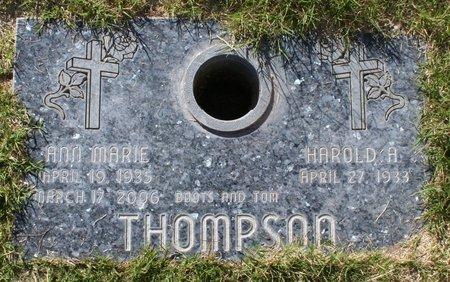 CASCIATO THOMPSON, ANN MARIE - Maricopa County, Arizona | ANN MARIE CASCIATO THOMPSON - Arizona Gravestone Photos