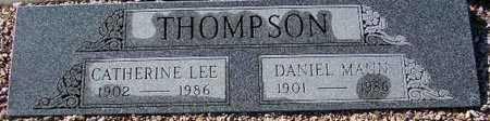 THOMPSON, CATHERINE LEE - Maricopa County, Arizona | CATHERINE LEE THOMPSON - Arizona Gravestone Photos