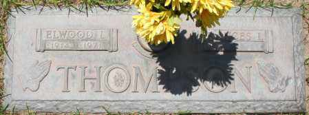 THOMPSON, ELWOOD L. - Maricopa County, Arizona | ELWOOD L. THOMPSON - Arizona Gravestone Photos