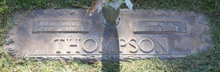 THOMPSON, JOHN HARRY - Maricopa County, Arizona | JOHN HARRY THOMPSON - Arizona Gravestone Photos